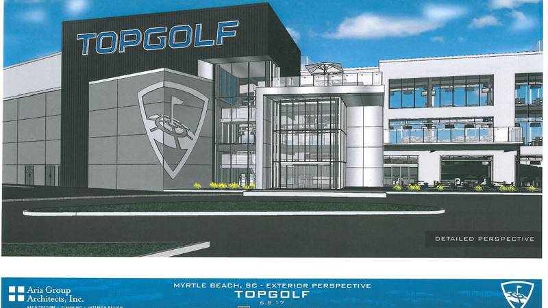 Top Golf proposed for Burroughs & Chapin property at 29th Ave. North and Grissom Parkway.