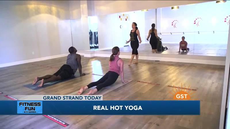 real hot yoga