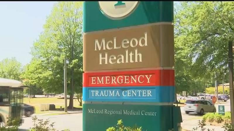 McLeod Emergency Groundbreaking