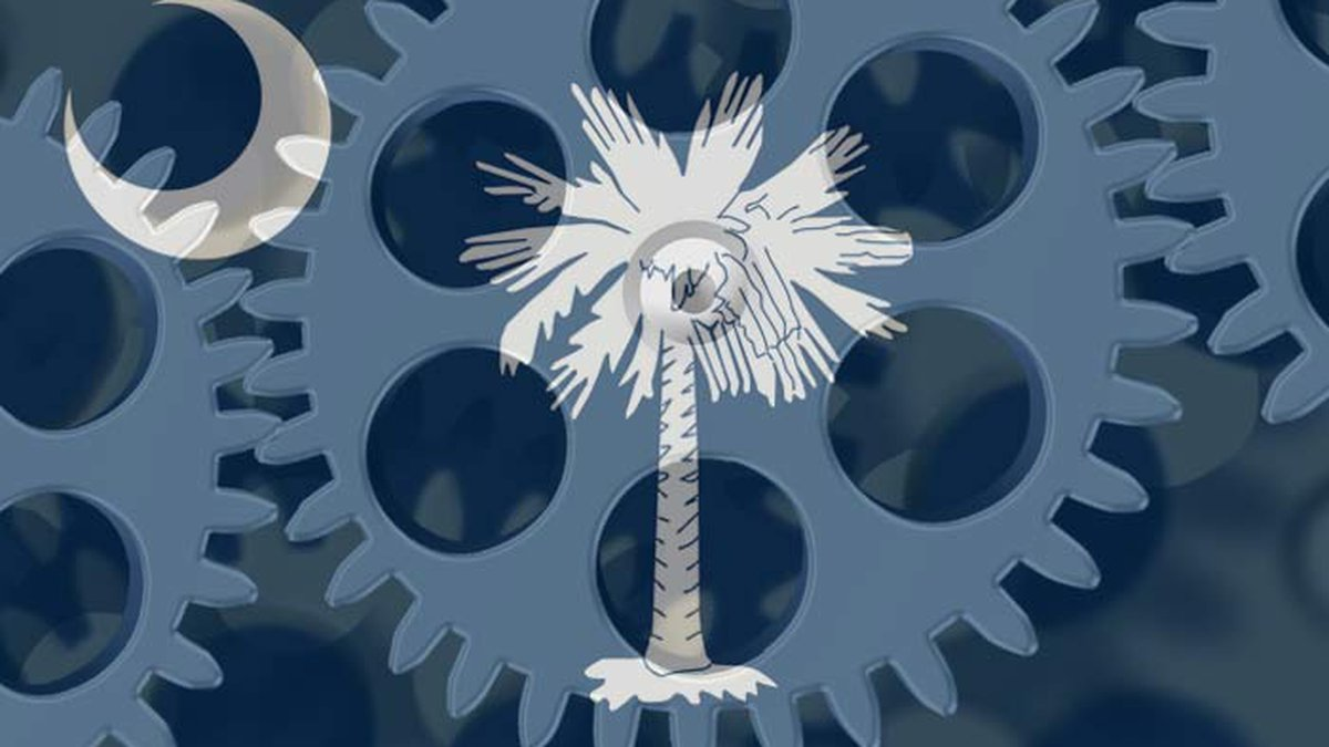 South Carolina's unemployment rate for the month of June dropped one tenth of a point to 4.5%...