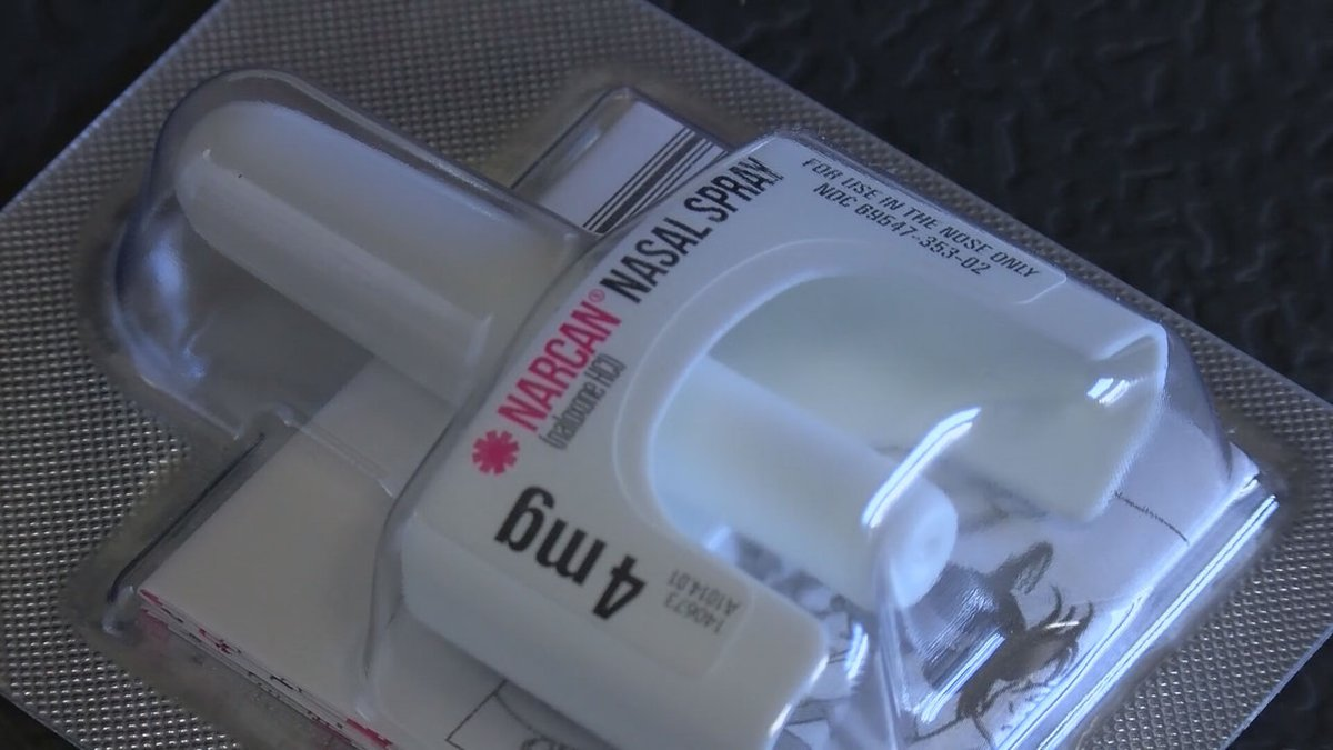 Through October, DAODAS has tallied 7,408 suspected overdoses, which is 49% higher than the...