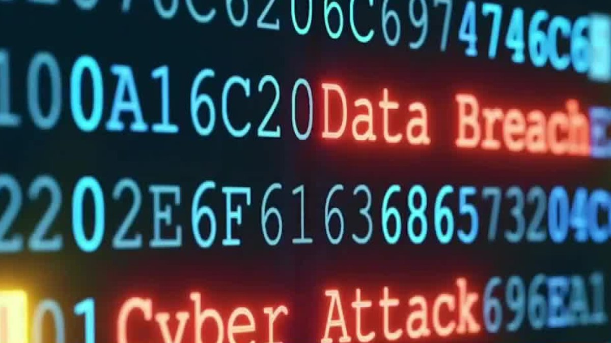Cyber security expert on ransomware