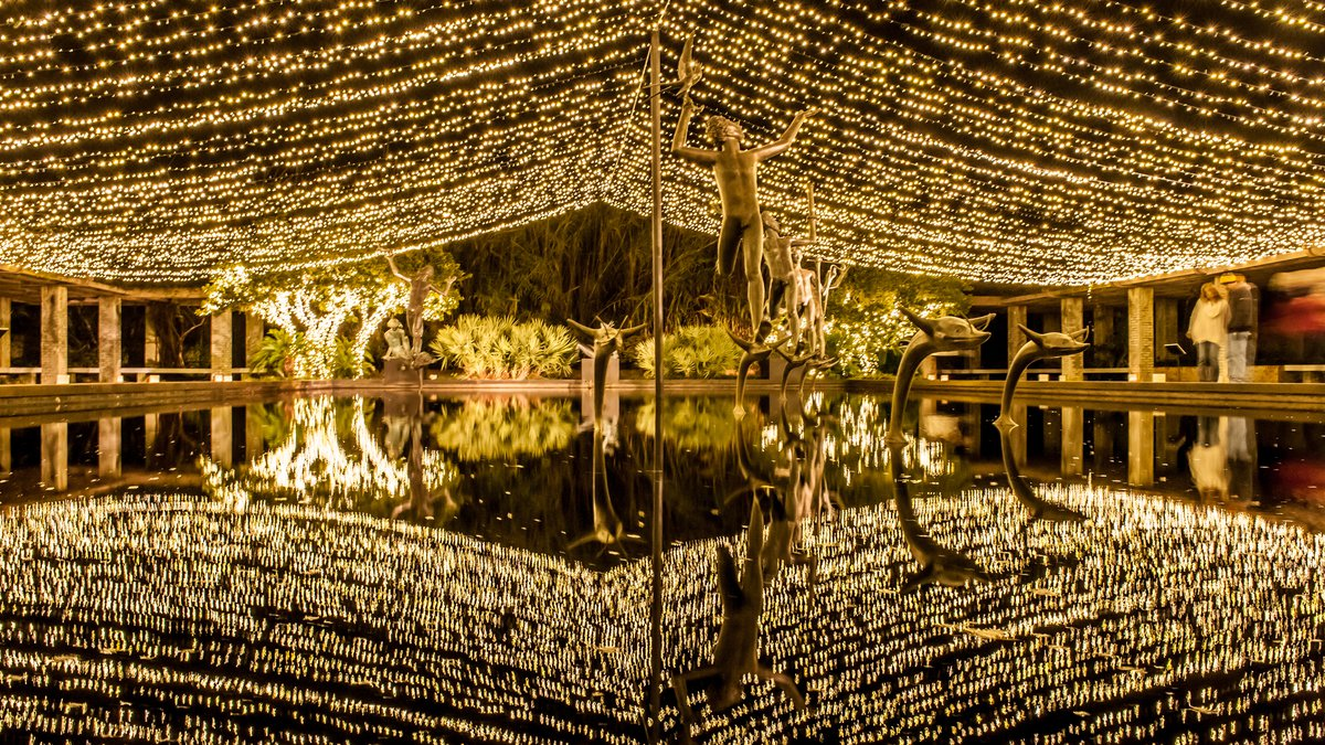 Tickets are now on sale for Nights of a Thousand Candles at Brookgreen Gardens.