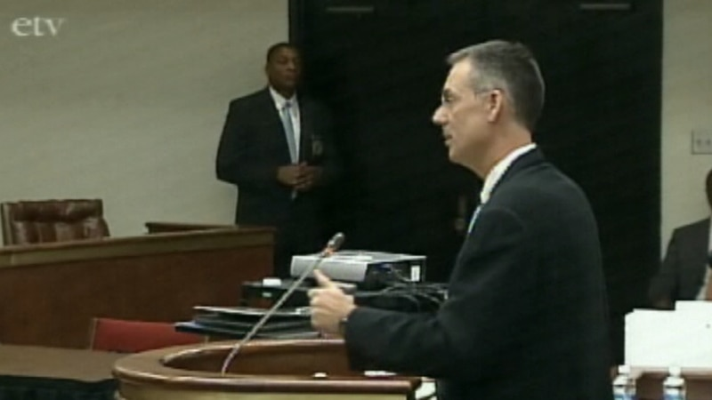 Butch Bowers will be one of four South Carolina attorney who will represent former President...