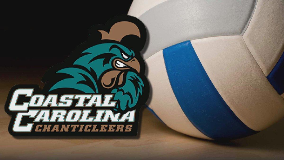 Coastal Carolina Volleyball