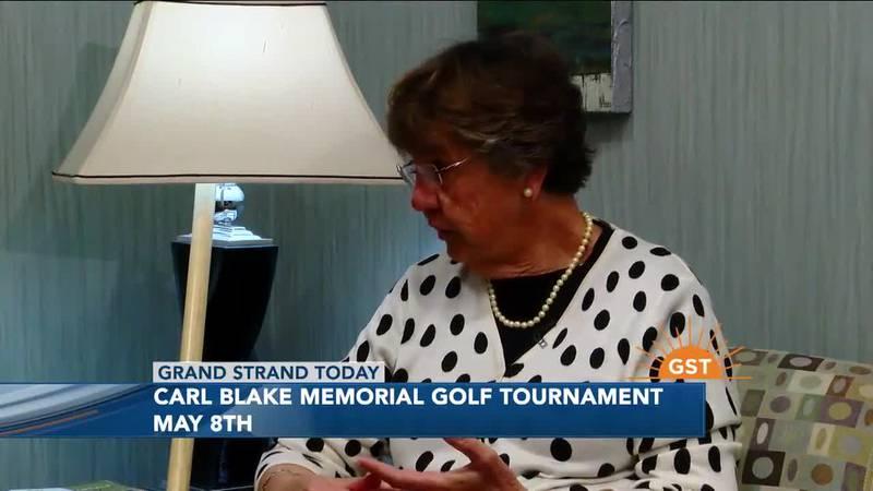 Carl Blake Memorial Golf Tournament