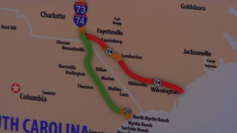 I-73 isn't popular among all state leaders.