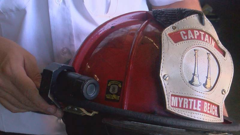 MBFD adds new helmet cameras to gear.