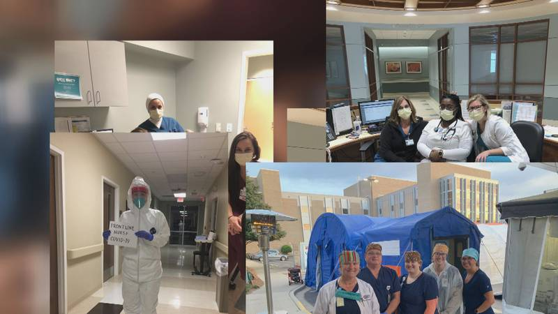 It's National Nurses Week and WMBF News is highlighting several nurses in the area.