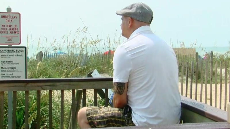 Grand Strand man shares recovery story in hopes of preventing another overdose death