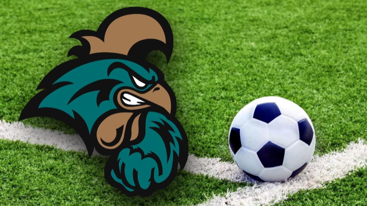 CCU soccer.
