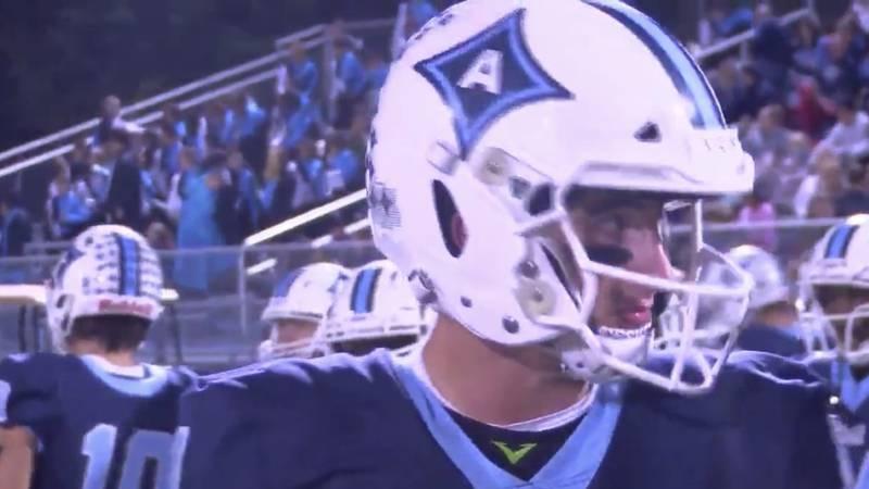 Aynor's senior quarterback is the Week 8 Primetime Performer.