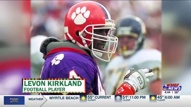 A star on both the gridiron and hardwood for the Silver Foxes, Levon Kirkland made his way to...