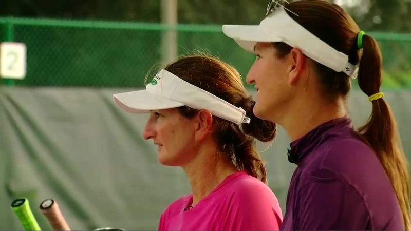 This is Carolina: No. 1 Doubles Sisters