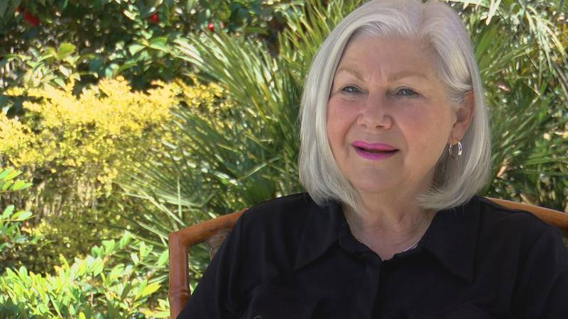 Terri Springs says she's happy she was able to spend many years with her husband.