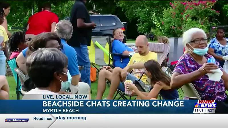 One local organization prides itself on bringing people together to talk and learn about racial...