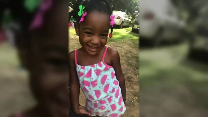 An Amber Alert is in effect for a 5-year-old Florida child, Taylor Williams.