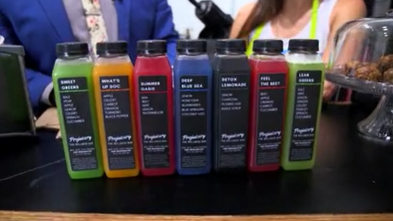 Projuicery in Myrtle Beach