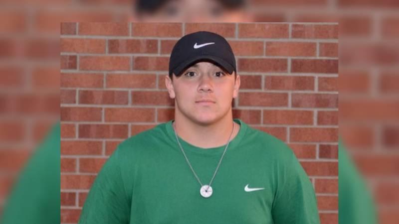 High school football player Zac Clark saved his neighbor's life