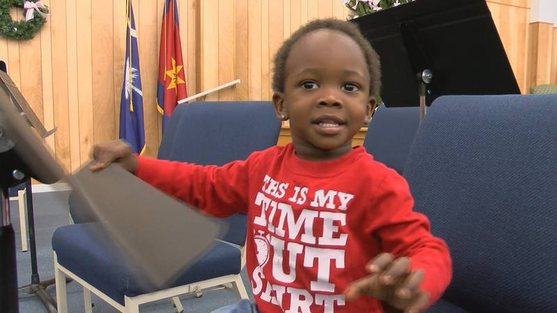 Conway family says Salvation Army is their family blessing.