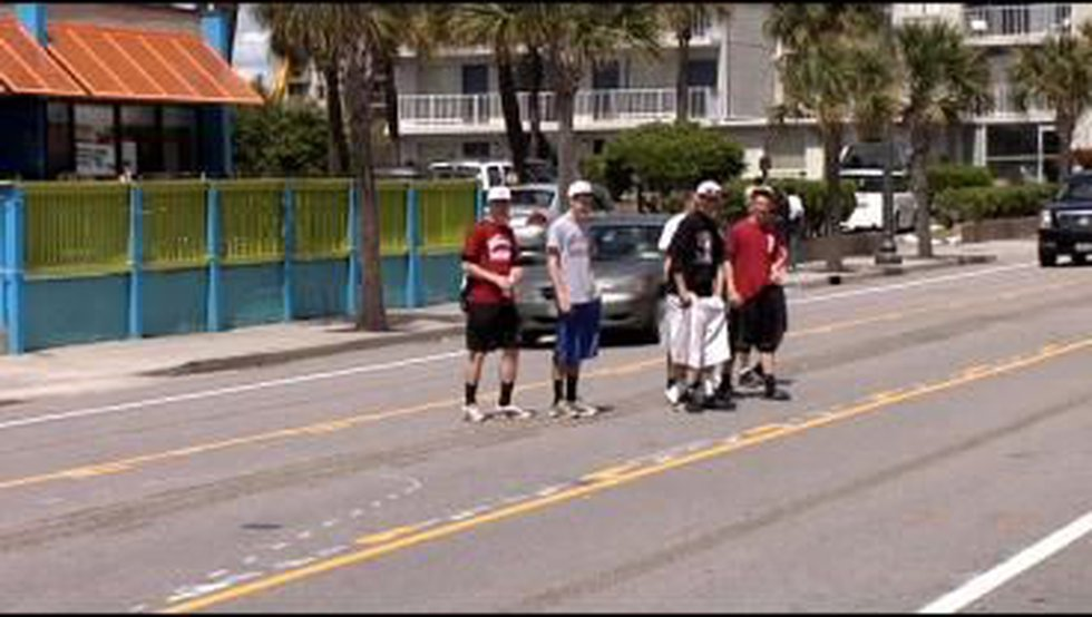 Grand Strand Medical Center reported roughly 20 bicycle and pedestrian-related deaths since...