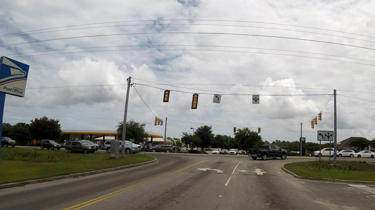 Postal Way in the Carolina Forest community may be undergoing expansion.