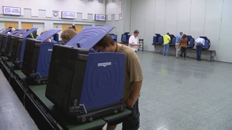 New procedures will be in place on June 9th to protect voters and poll workers during the...