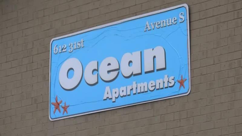 Ocean Apartments in Atlantic Beach (Source: WMBF News)
