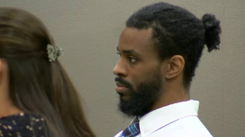 Johnathan Hillary trial, day 2 (Source: WMBF News)