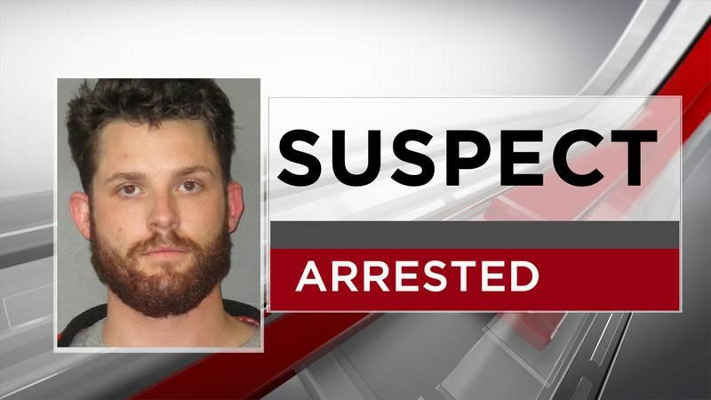 Jonathan Dejean, 25, is accused of raping a 12-year-old he met on social media.