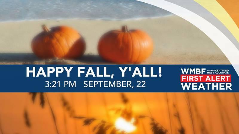 Fall has officially begun.