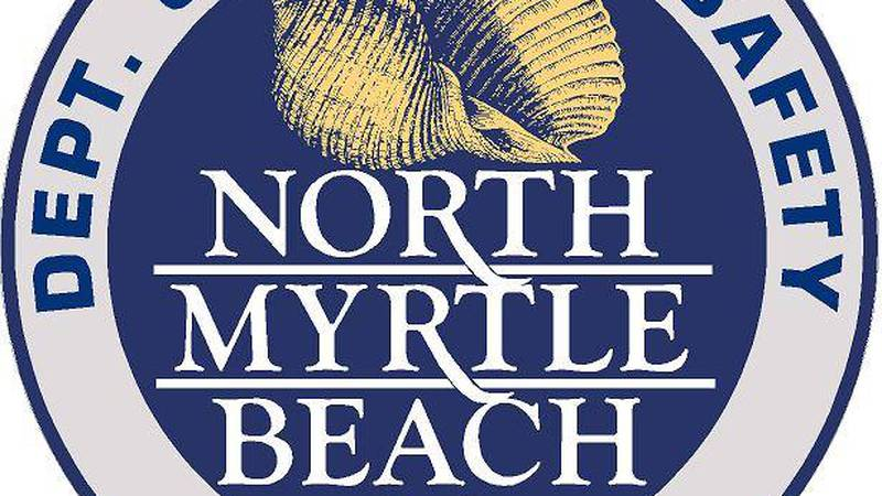 North Myrtle Beach Department of Public Safety logo