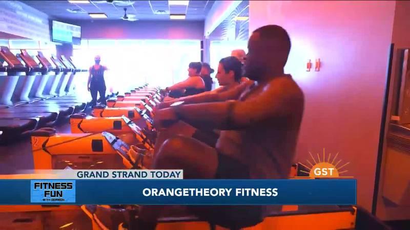 Fitness Fun - Orangetheory Fitness