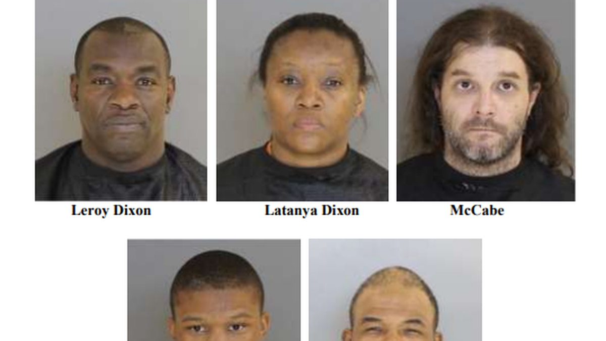 During the investigation by the Sumter Police Department's Organized Crime and Vice Control...