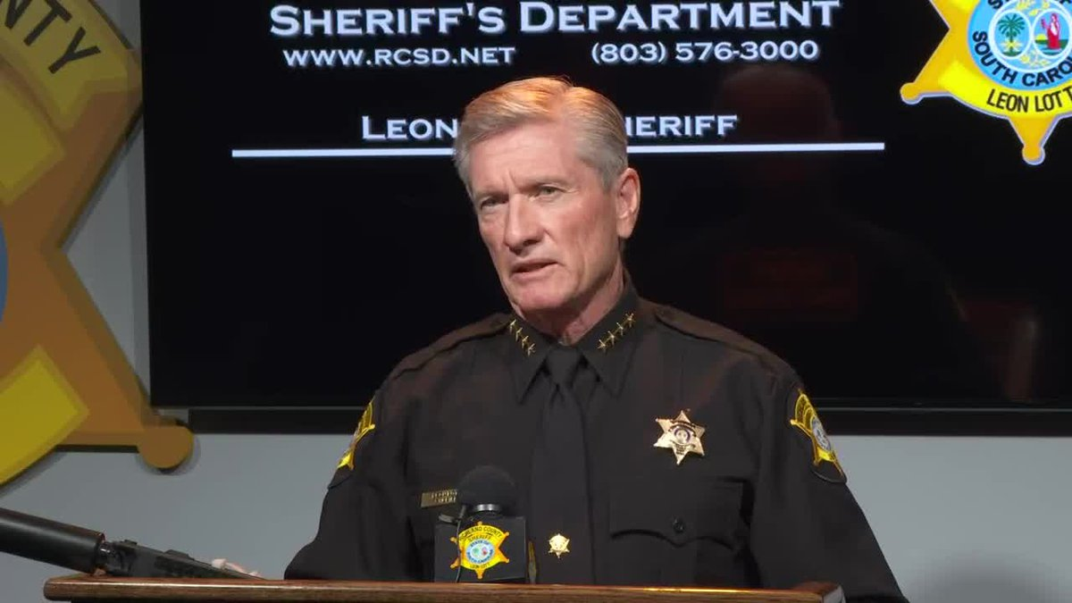 Sheriff Lott will hold a press conference Wednesday at 3:00 p.m..