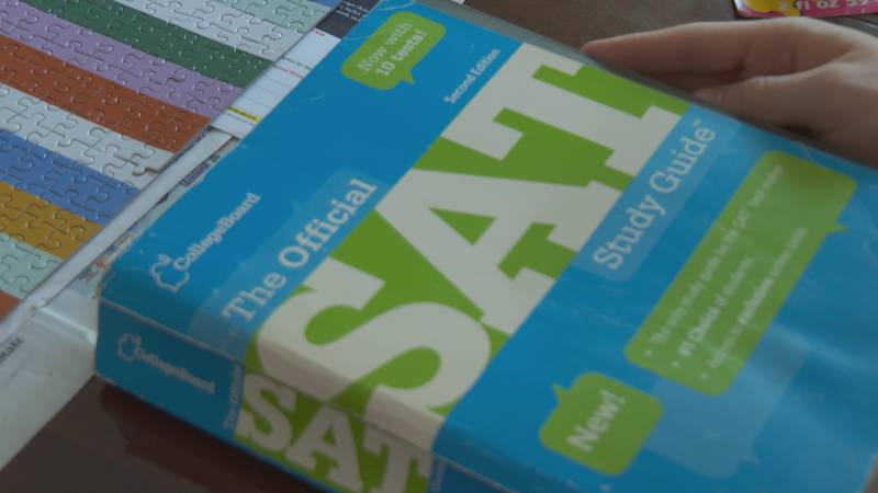 SC students worried about college scholarship money as several SAT/ACT testing sites continue...