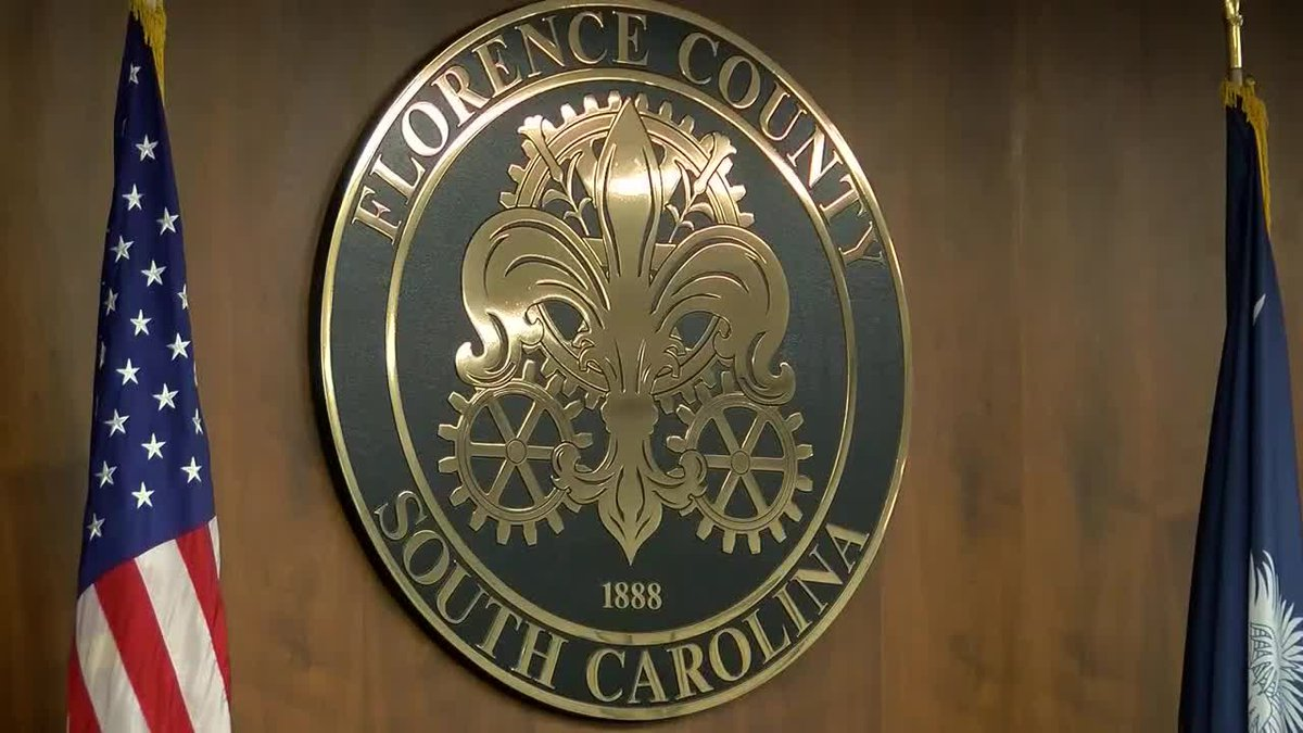 Florence County Sheriff makes plea for better pay for law enforcement