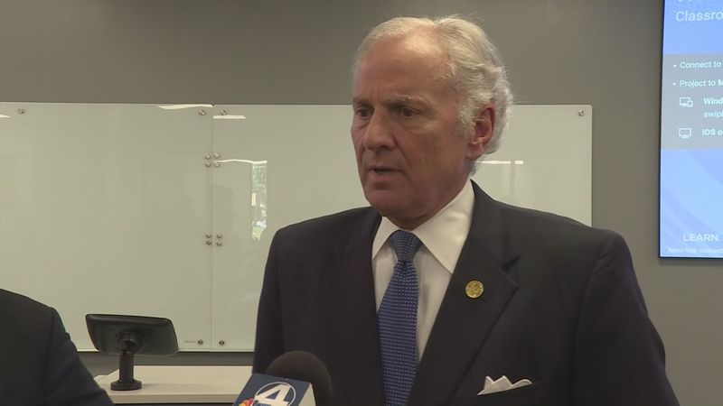On Monday, Governor Henry McMaster will be holding a news conference on new nursing home...