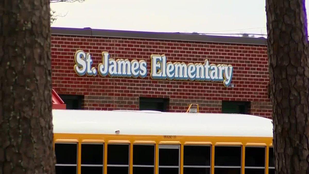 St. James Elementary School (Source: WMBF News)