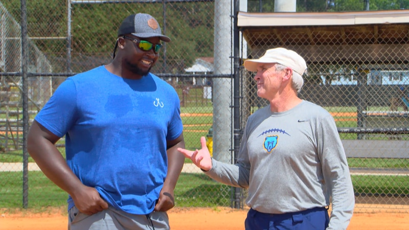 Latta native Donell Stanley along with longtime Conway head coach and current South Florence...