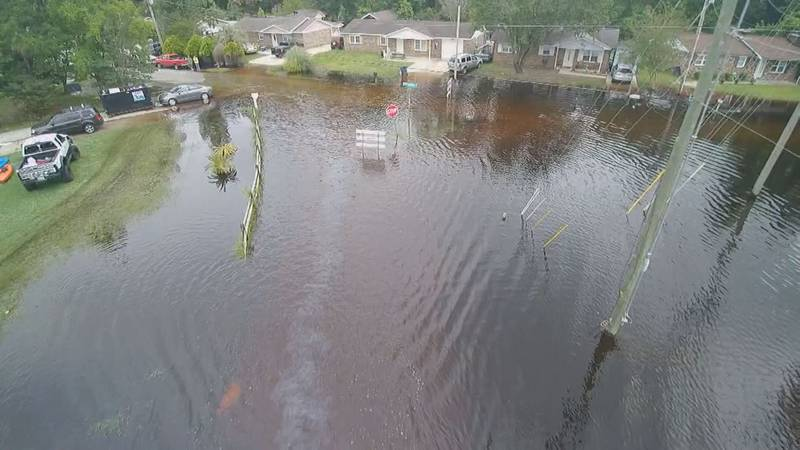 Rosewood residents are hoping to never see scenes like this again.