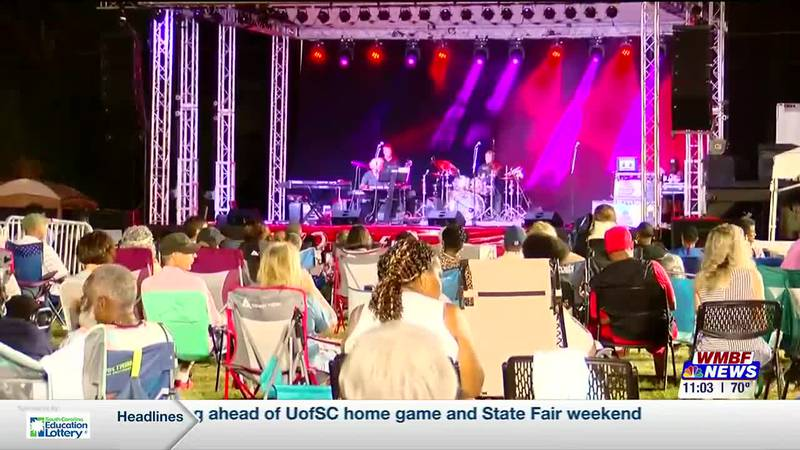 Myrtle Beach Jazz Festival returns a year after being canceled due to COVID-19