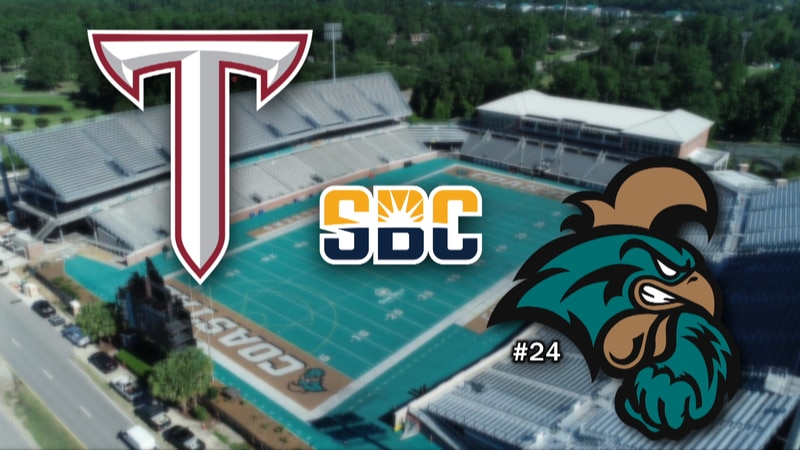 Chants are looking to win three straight over the Trojans.