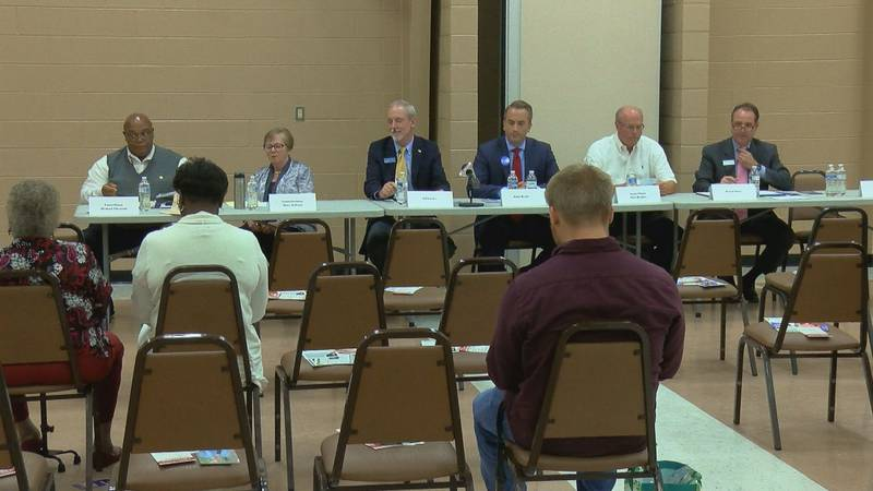 Candidates for Myrtle Beach City Council discuss their plans for city