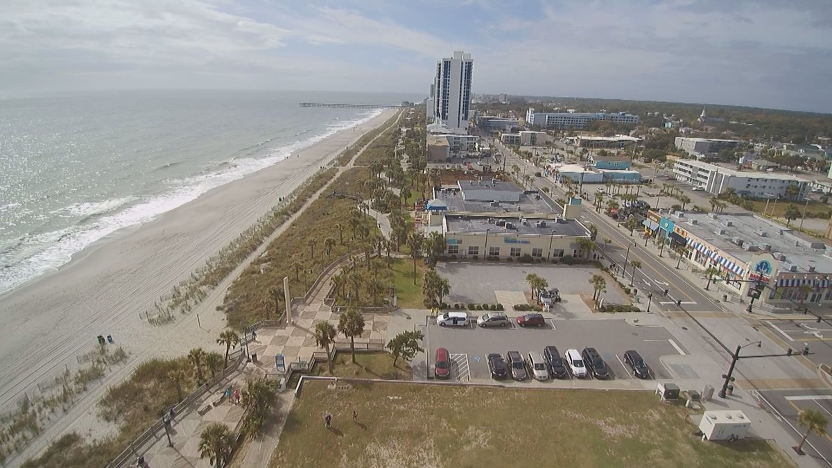 Myrtle Beach continues to invest in studying downtown.