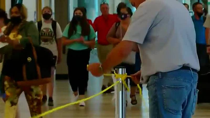 MYR officials are expecting a busy July 4th holiday weekend.