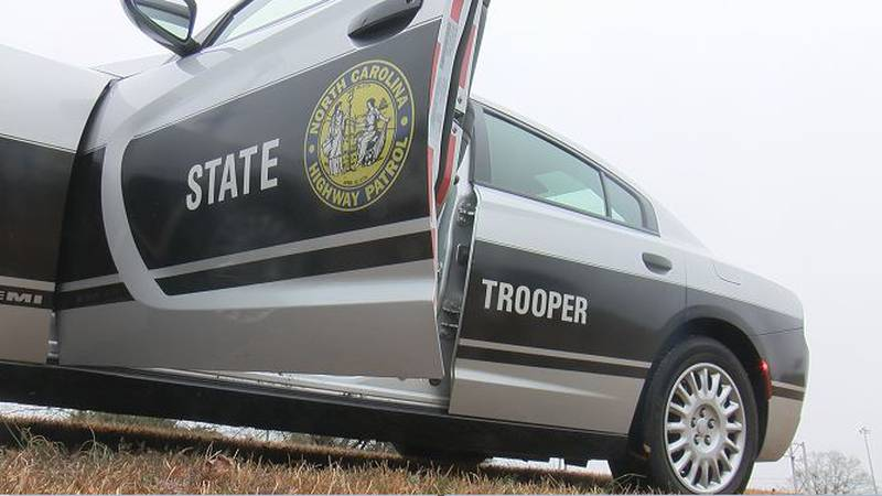 Trooper Harry Stegall was shot seven times in Scotland County in 1975 by a fugitive on the run...