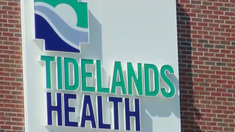 Tidelands Health begins scheduling phase 1B vaccine appointments. (WMBF News)
