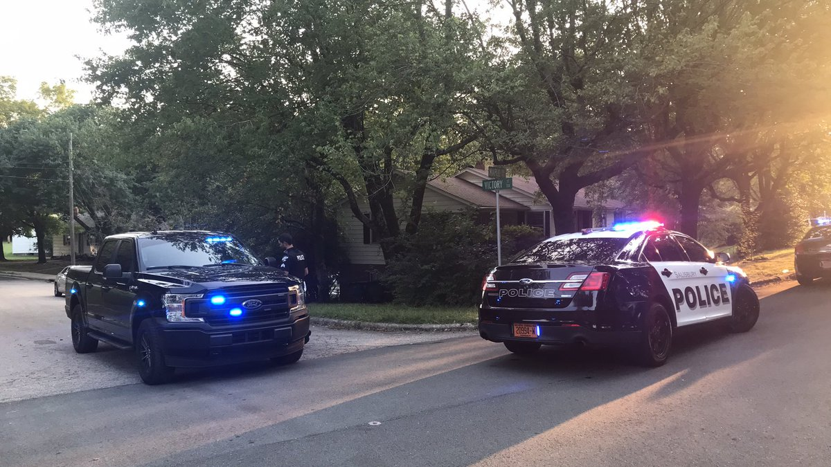 Police say a teen was killed in a shooting Sunday in Salisbury.