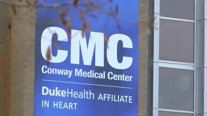 Conway Medical Center ready to shift to next phase in vaccine distribution